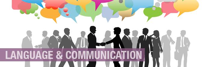 LANGUAGE-COMMUNICATION